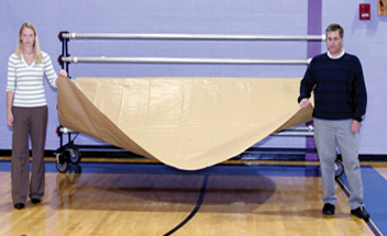 Revere Cover Pro Gym Floor Covers